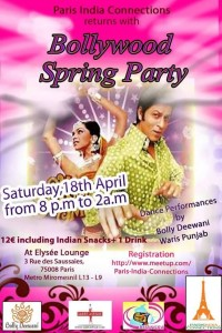 Bollywood Spring Part