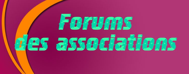 Forums des associations du 12e et du 20e